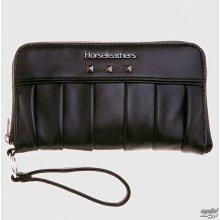 Horsefeathers dámská peňaženka Gadget černá AA488A
