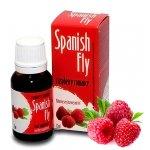 Španělské mušky Raspberry Romance maliny 15 ml