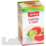 Apotheke Limetka a grep čaj 20 x 2 g