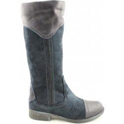 Hilby dámske čižmy modré od 59 5f704c425f4