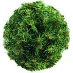 Vianočné gule zelená 25 cm