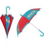 Cerda Vystreľovací dáždnik Mickeyho klubík pr. 75 cm