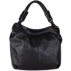 8b1b4b0d3f talianske kožené kabelky cez rameno veľké čierne Roxana alternatívy ...