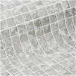 Ezarri ZEN Ash Glass mosaic 25x25 mm plato 31,2x49,5 ASH