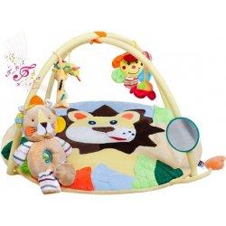 Playto Hracia deka s melódiou levíča s hračkou