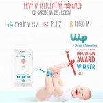 Recenze LIIP SMART Monitor životných funkcií náramok pre deti 1 kus