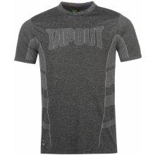 Tapout Active Panel T Shirt Mens Black