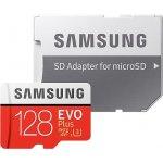 Samsung microSDXC 128GB UHS-I U3 + adapter MB-MC128GA/EU