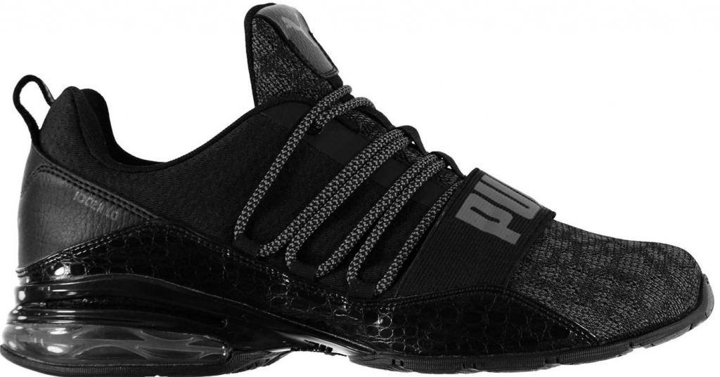 Puma Cell Pro Limit Running Shoes pánské Black Grey 4283658f067