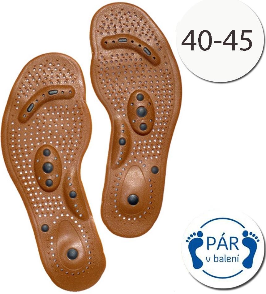 f6fb6adcb7b1 Vložka do topánok P.R.O. 8247-man Biomagnetické vložky do topánok ...