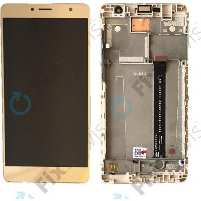 LCD Displej + Dotykové sklo Asus Zenfone 3 Deluxe ZS570KL