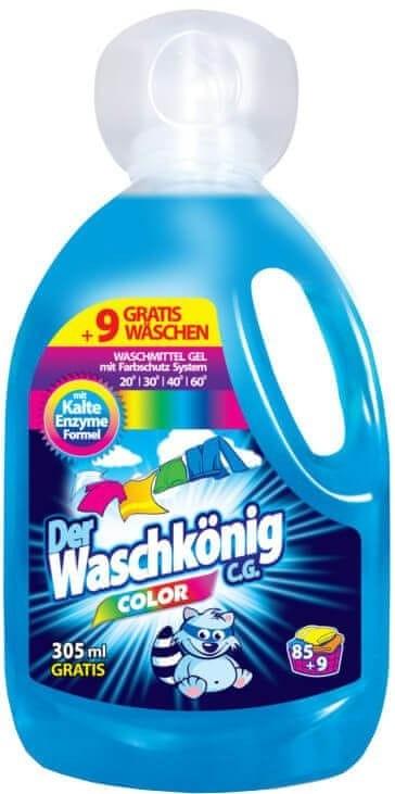 Waschkönig Color gél na pranie 3,05 l