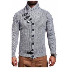 Behype Pánský pletený svetr E-9025