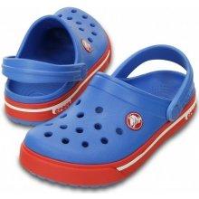 Crocs Detské sandále Crocband II.5 modročervené