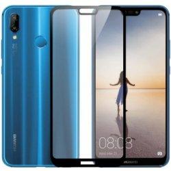 a5e2d7c82 SES 3D ochranné tvrdené sklo pre Huawei P20 Lite - čierny rámik 140144907SK