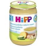 HiPP Zeleninová polievka s teľacím mäsom 6x190g