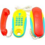 TEDDIES Telefóny detské 2ks
