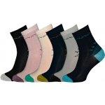82d31ba8335 Aura.Via dámske ponožky klasické DP138 bambusové mix barev