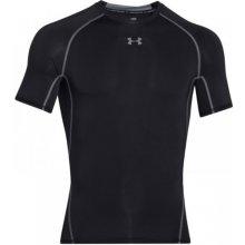 Under Armour Men's HeatGear® Armour SS Compression Shirt black