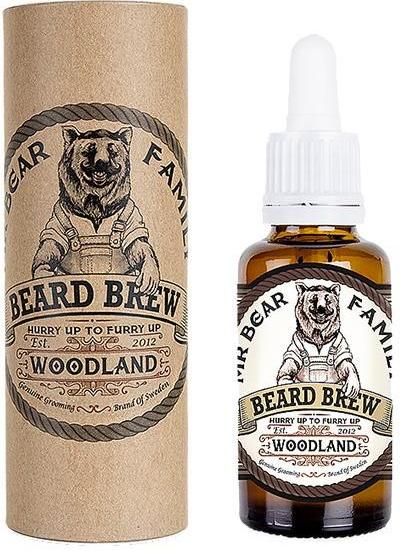 Mr. Bear Family Woodland olej na fúzy 30 ml od 10 26550f77a54