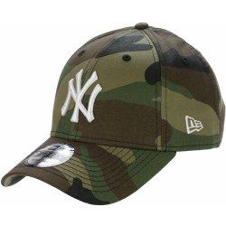 a8f7d4740 New Era 9FO League Essential MLB New York Yankees Woodland Camo ...