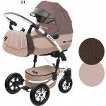 Baby Active Shell Eco béžový 11 bez autosedačky 2015