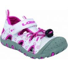 Loap LILY c.dancer/pink dětské sandále