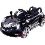 Toyz Elektrické autíčko Aero 2 motory a 2 rýchlosti čierne
