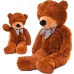 DORIS Veľký medveď tmavo hnedý 150 cm