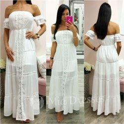 Filtrovanie ponúk Biele dlhé letné šaty - Heureka.sk 922a8b73b04