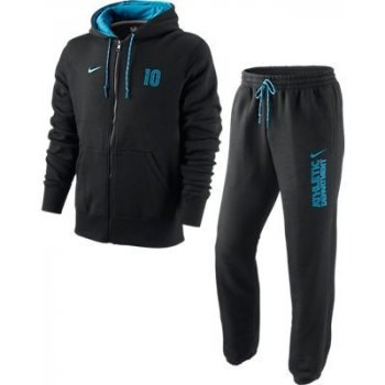 Nike Hybrid Fleece Hooded Warm Up