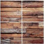 Dimex, keramické obklady - obklad drevený - 40 x 40 cm