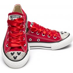Converse Crystal Red Mickey Mouse High alternatívy - Heureka.sk 7b06972e0b6