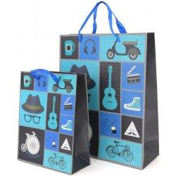 d0fa2f356 Set 2 darčekových tašiek