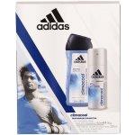 Adidas Climacool 48H anti-perspirant 150 ml + sprchovací gél 250 ml pre  mužov darčeková b4f2735f3cd