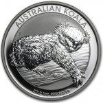 Perth Mint Australian Koala stříbrná mince 1 Oz 2012