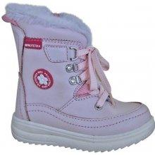 4ed7a3dbedc8 Protetika Zimná detská obuv Bory pink