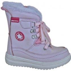 49e13b3fec42 Protetika Zimná detská obuv Bory pink od 32
