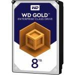 """WD Gold 8TB, 3.5"""", SATAIII, 7200RPM, WD8003FRYZ"""