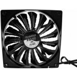 AAB Cooling Black Silent Fan 14