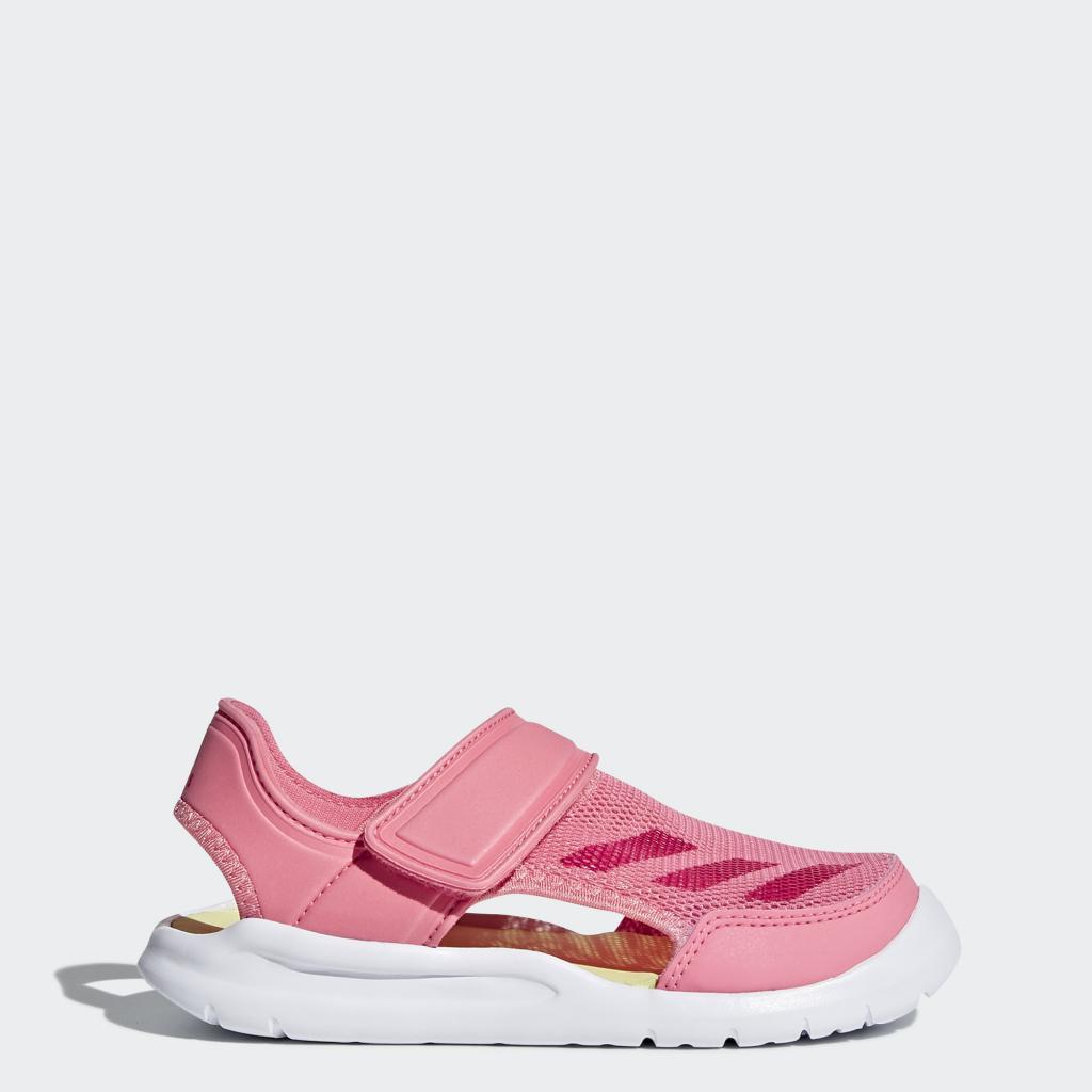Adidas Performance FortaSwim C Sandále Ružová   Červená   Biela od ... 553eaea3c9e