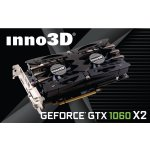 Inno3D GeForce GTX 1060 3GB DDR5, N106F-2SDN-N5GS