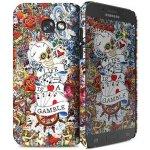Púzdro i-Paint - HARD CASE Tattoo Samsung Galaxy A5 2017 farebné