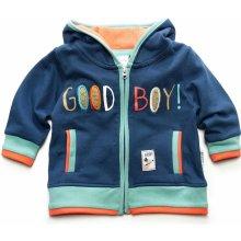 Gelati Chlapčenská mikina Good Boy modrá