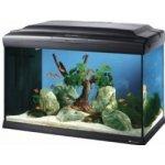 Ferplast akvárium Cayman 60 Professional Black 75 l