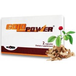 Gold Power kapsule pre mužov 2tbl
