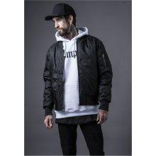 Urban Classics Basic bomber jacket black a506749da08