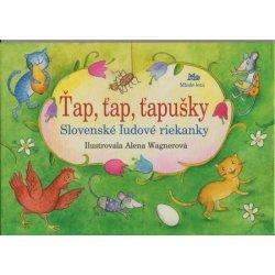 Ťap tap ťapušky, Slovenské pedagogické nakladateľstvo Mladé letá