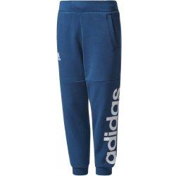 Adidas Chlapčenské tepláky LK LIN SWEAT PA modré alternatívy ... d850b873543