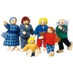 Goki Bábiky do domčeka rodina